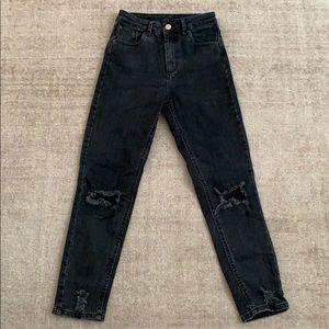 ASOS Farleigh high-waisted slim mom jeans